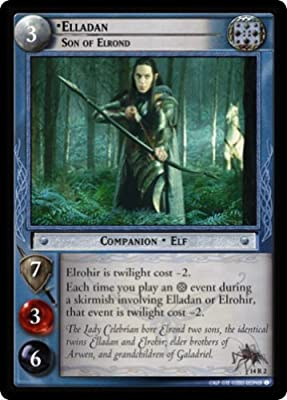LOTR TCG EME EXPANDED MIDDLE EARTH COMPLETE SET 15 CARDS