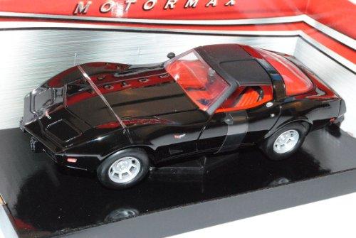Chevy Chevrolet Corvette 1979 rot 1:24 Motor Max Modellauto