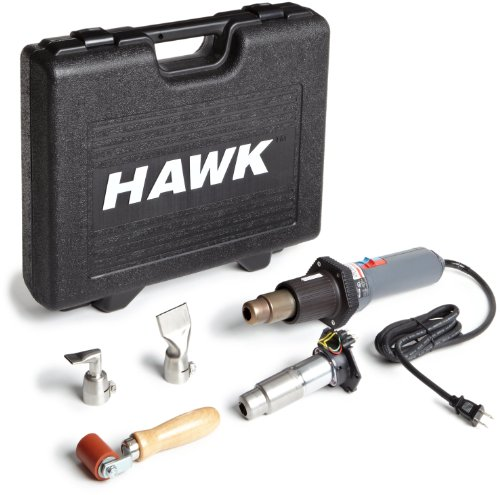 Steinel 42302 HAWK Roofing Kit, Includes HG 2300 EM Heat Gun