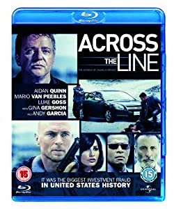 Across the Line - The Exodus of Charlie Wright [Blu-ray]