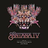 Santana: Santana IV - Live At The House Of Blues: Las Vegas (DVD+2CD) [NTSC]
