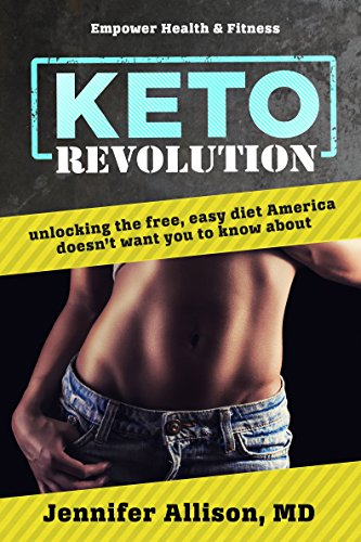 Keto Revolution : unlocking the free, easy diet America doesn't want you to know about (Diet For America compare prices)