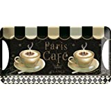 Creative Tops Small Paris Cafe Snack Tray