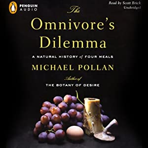 The Omnivore's Dilemma Audiobook