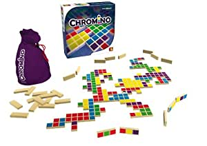 Asmodee - CHRO02 - Jeu de stratégie - Chromino Nouvelle Version
