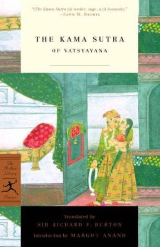 The Kama Sutra of Vatsyayana (Modern Library Classics)