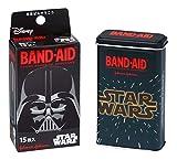BAND-AID(バンドエイド)スター・ウォーズ Amazon限定コレクターズ缶付き 15枚☓5個