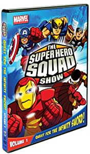 The Super Hero Squad Show, Vol. 1