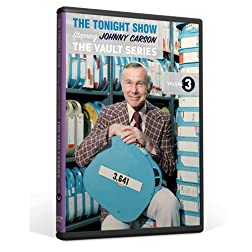 The Tonight Show starring Johnny Carson - The Vault Series Volume 3