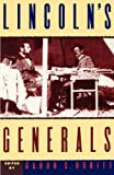img - for Lincoln's Generals (Gettysburg Civil War Institute Books) book / textbook / text book