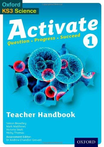 Activate: 11-14 (Key Stage 3): Activate 1 Teacher Handbook: 1