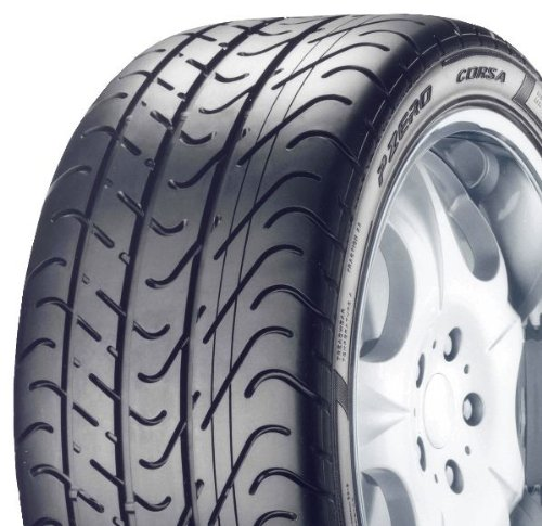 Pirelli Tires P ZERO COR SYS 345/35ZR19 RGT 110Y 