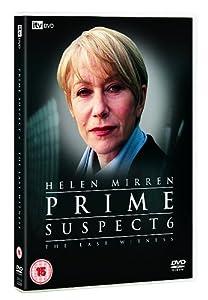 Prime Suspect: 6 - The Last Witness [DVD]