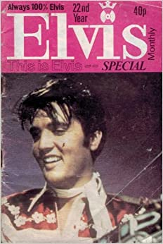 ELVIS 1981 First Edition Hardcover Albert Goldman 1st Printing McGraw Hill-NM