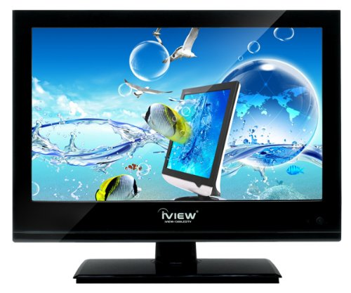 iView 1500LEDTV 15.6-Inch 720p 120Hz LCD TV DVD Combo (Black)