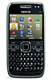 Nokia E72 Unlocked Phone Featuring GPS with Voice Navigation -- U.S. Version with Full Warranty (Zodium Black)