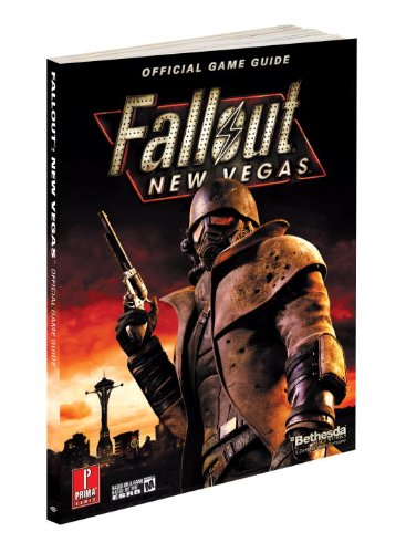 Prima Games Fallout New Vegas Strategy Guide Picture