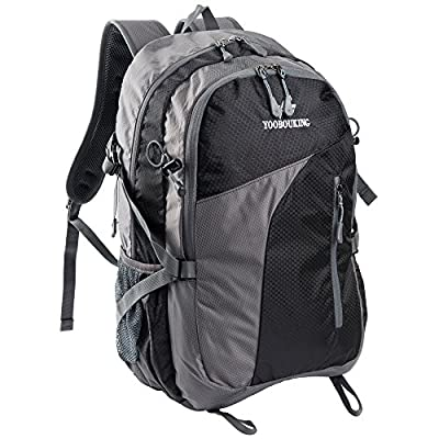 25-30L Outdoor Backpack Daypack Waterproof Durable Handy Foldable for Outdoor Hiking Climbing Trekking Resistant Travel Backpack