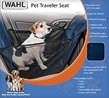 Wahl 858453 Pet Travel Seat, Blue/black