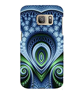 GADGET LOOKS PRINTED BACK COVER FOR Samsung Galaxy Note7 MULTICOLOR