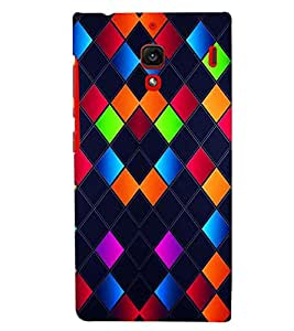 PRINTVISA Abstract Art Pattern Case Cover for Xiaomi Redmi 1S
