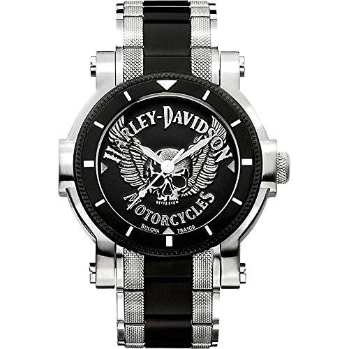 Harley Davidson  78A109 - Orologio da polso da uomo