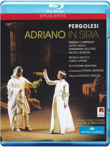 Pergolesi - Adriano in Siria [Blu-ray]