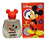 Disney Mickey Mouse By Disney For Men Eau De Toilette Spray, 3.4-Ounce / 100 Ml