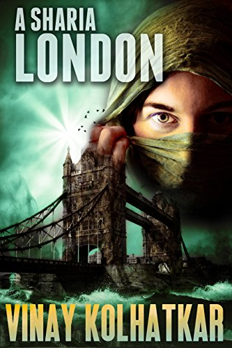 A forbidden love draws the Mafia into fighting Radical Islam in Vinay Kolhatkar's contemporary romantic thriller A Sharia London.