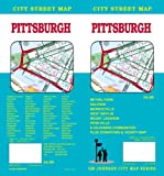 Pittsburgh, Pennsylvania Street Map