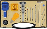 SE 25 Piece Deluxe Watch Battery and Band Tool Set