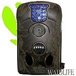 WaidLife Wildkamera 12MP3s ! Unsichtbarer Blitz: 940nm + blaue LED´s - exklusiv nur bei WaidLife -