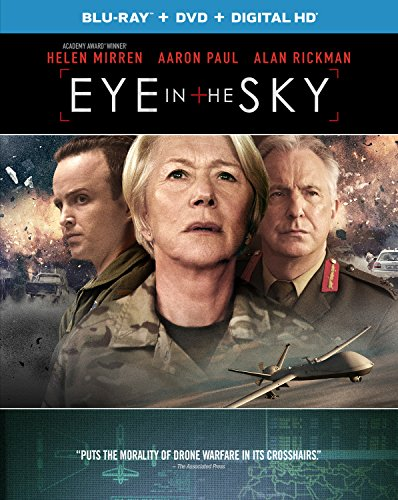 Eye in the Sky (Blu-ray + DVD + Digital HD)