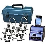 Digital Audio Hub / iPod Listening Center with MS2LV Headphones