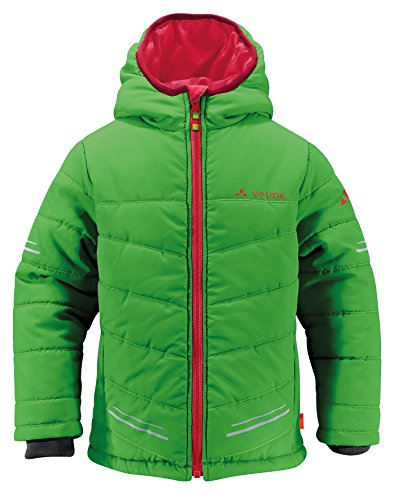 VAUDE Kinder Arctic Fox Jacket, Green, 110/116, 03444