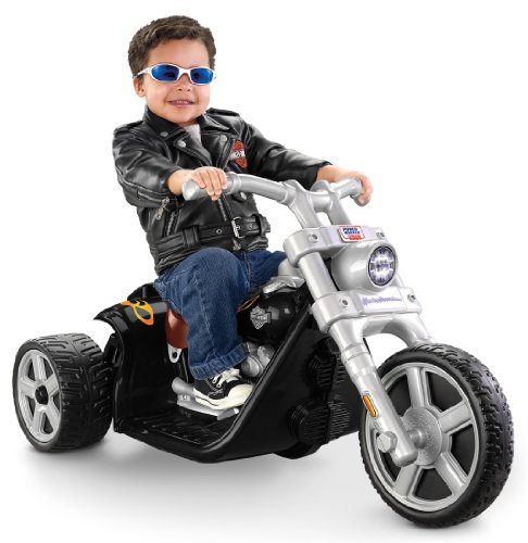 Fisher Price Power Wheels Harley Davidson Rocker ...