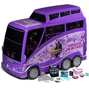 Hannah Montana Tour Bus