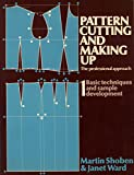 img - for Pattern Cutting and Making Up: Basic Techniques and Sample Development v. 1: The Professional Approach book / textbook / text book