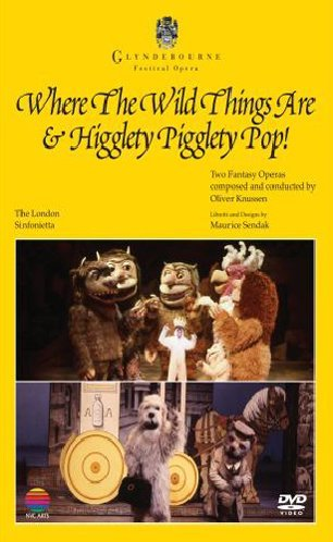 Where The Wild Things Are/Higglety Pigglety Pop! [DVD] [2011]