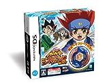 Nintendo DS Metal Fight Beyblade Bakugami Susanoh Shuurai Video Game