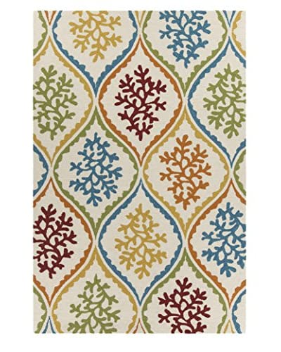 Bunker Hill Rugs Terra Hand-Tufted Indoor/Outdoor Rug