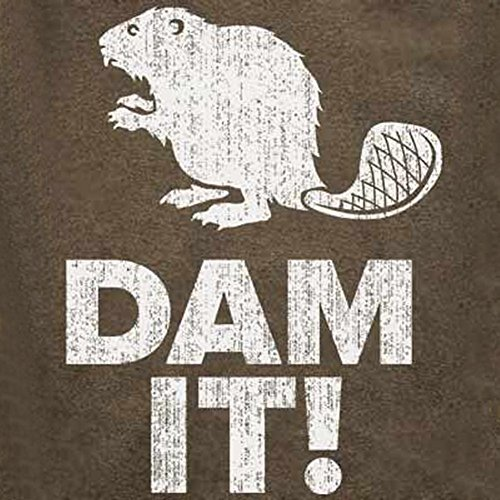Dam It Beaver Funny T Shirt