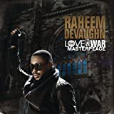 The Love & War MasterPeace (Deluxe 2 CD) ~ Raheem DeVaughn