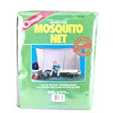 Coghlans Double Mosquito Net, Green