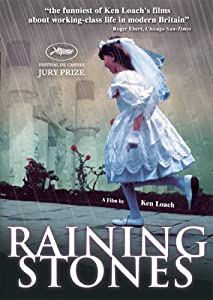 Raining Stones - DVD