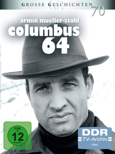 Columbus 64 [Die unzensierte Fassung mit Wolf Biermann] (Grosse Geschichten 70 - DDR TV-Archiv)[4 DVDs]