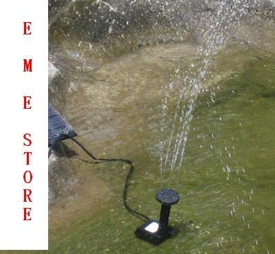 Pompe solaire pour bassin pas cher for Materiel pour bassin pas cher