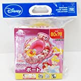 Disney ディズニー プリンセス足入れ浮き輪55cm