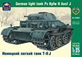 Ark Models 1:35 - German light tank Pz Kpfw II Ausf J - ARK35007