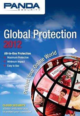 Panda Global Protection 2012 3-PC